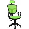 Bürocci Arya Fileli Çalışma Koltuğu-Yeşil File - 2277B0543