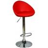 Boombar Larissa Bar Sandalyesi-Kırmızı Deri - 9520Q0116