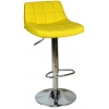 Boombar Barbara Bar Sandalyesi-Sarı Deri - 9521Q0113
