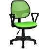 Bürocci Fileli Çalışma Koltuğu-Yeşil File - 2077F0543