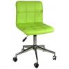 Bürocci Carla Çalışma Koltuğu - Yeşil Deri - 9503C0110