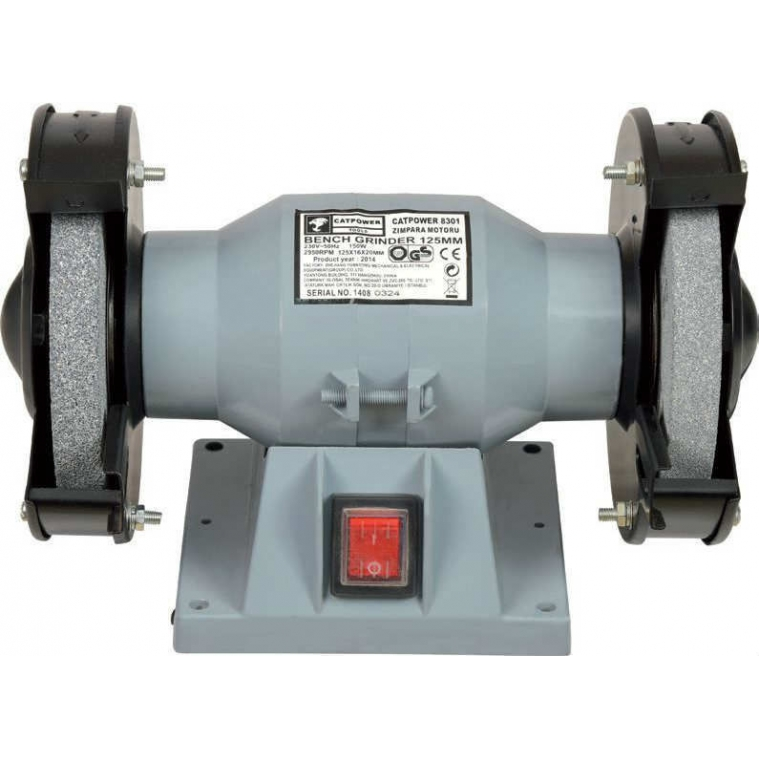 Cat Power 8301 Zımpara Taş Motoru 150 Watt 125 mm