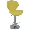 Boombar Teksas Bar Sandalyesi - Sarı Deri - 9566S0113