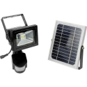 Solar Güneş Enerjili Hareket Sensörlü Fotoselli Led Projektör