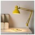 TERTIAL çalışma lambası, sarı
