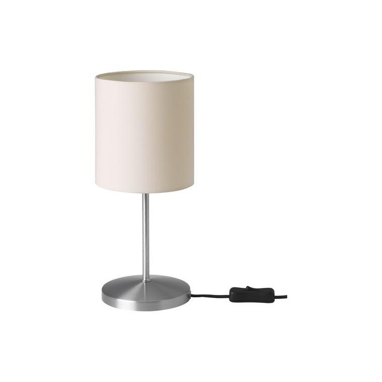 INGARED masa lambası, bej, 30 cm