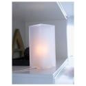GRÖNÖ masa lambası, beyaz-buzlu cam