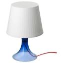 LAMPAN masa lambası, mavi