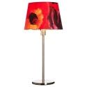 RODD masa lambası tabanı, nikelaj kaplama, 35 cm