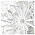 MASKROS sarkıt lamba, beyaz, 55 cm
