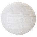 REGOLIT abajur başlığı, beyaz, 45 cm