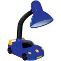 HomeCare Klaus Arabalı Masa Lambası Sarı Lacivert 091817