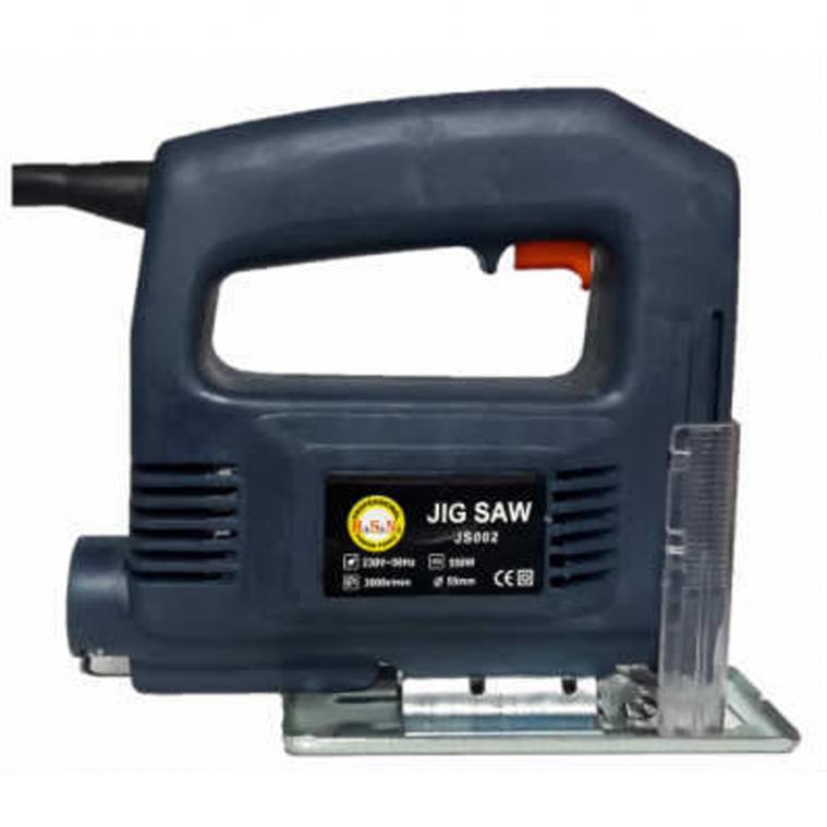 Jig Saw 550W Dekupaj Testere Kesme Makinesi El Dekupajı 3000r/min
