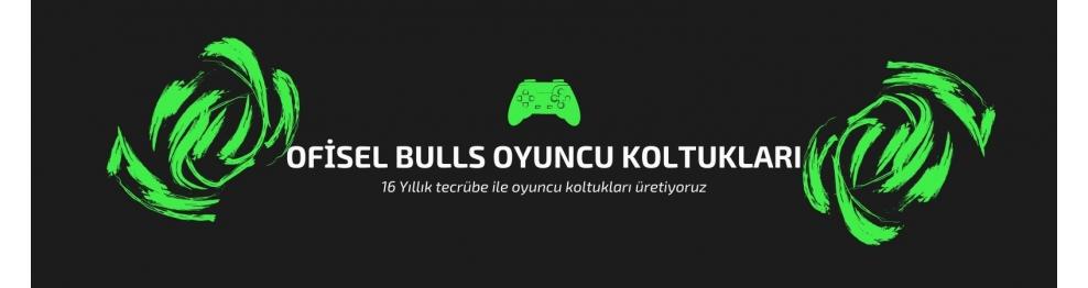 Bulls Serisi Oyuncu Koltuğu