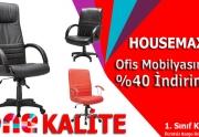 Türksit Büro Mobilyaları Housemax'ta