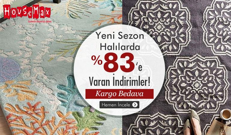 Halı ve Kilim ürünlerinde kampanya
