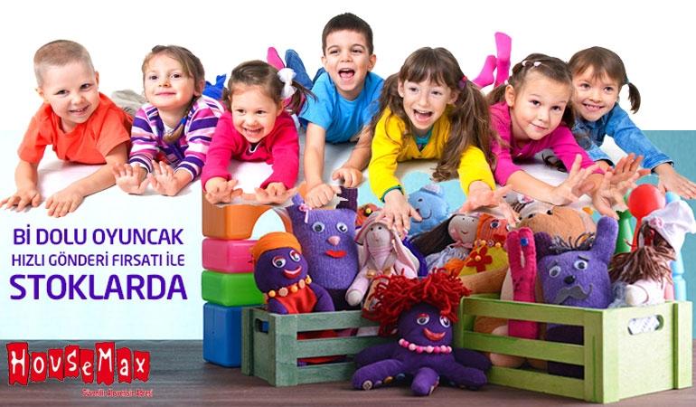 Çocuk EĞitici Oyuncak ve Yumuşak Oyuncak Ürünleri